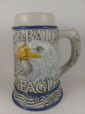 Tom O'Brien's The Bald Eagle American Animal Stein 3D Cermarte