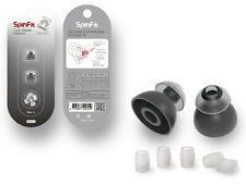 SpinFit CP240 L - Patented Ear Tips - one pair (2 pcs) in a blister and adapters