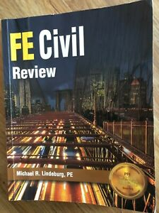FE Civil Review Manual - Lindburg 2017