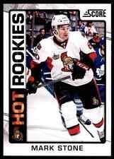2012-13 Score Hot Rookies Mark Stone #548