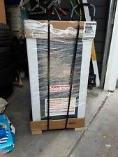 GOODMAN GMEC960803BN Upflow/Horizontal 80 000 BTU 1200 CFM Gas Furnace - Gray