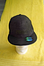 NEW W/ TAGS! ZOO YORK FAUX WOOL/LEATHER LIZARD(LOOK) BASEBALL STYLE CAP HAT!