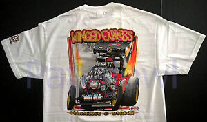 Marcellus & Borsch Winged Express T Shirt 1923 Ford T Double AA Fuel Hemi