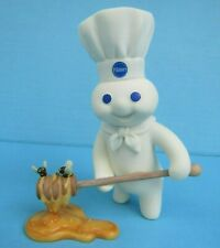 2002 Pillsbury Doughboy Danbury Mint Honey Of A Recipe Figurine Freeship!