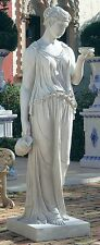 "Design Toscano 32"" Replica Hebe The Goddess Of Youth Sculpture By Thorwaldsen"
