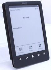 Sony PRS-T3 1.2GB, Wi-Fi, 6in e-book Reader - Black T1-1C