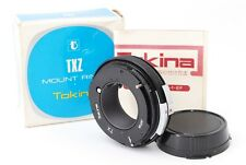 Tokina TXZ Mount Ring for Minolta Excellent w/box from Japan Tokyo