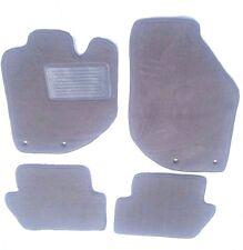 Volvo C70/S70/V70 4pc set Gray Carpet Floor mats Custom Fits 1998-2005 wHeel Pad