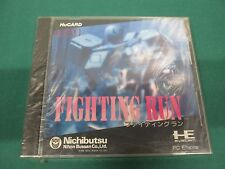 NEC PC Engine HuCARD -- FIGHTING RUN -- JAPAN. GAME Seald & New. 11255
