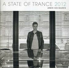 Armin van Buuren - State of Trance 2012 [New CD] Holland - Import