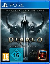 Diablo 3 III Ultimate Evil Edition Reaper of Souls - PS4 Playstation 4 NEU OVP