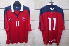 Maillot CHILI CHILE Brooks SALAS n°11 camiseta jersey shirt home 2006 vintage XL