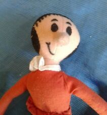 """Olive Oyl Doll 1994 King Features Synticate 9"""" With Original Tag Popeye"""