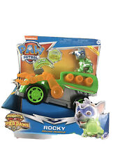"""Nickelodeon Paw Patrol Rocky Deluxe Vehicle """"NEW"""""""