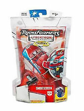 Transformers Cybertron Robots in Disguise Primus Unleashed Optimus Prime