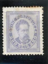 PORTUGUESE GUINE D.LUIS I 200 REIS (1886) C.V 67. Euros