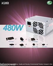 480W Bestec ATX-300-12E D1R ATX-250-12Z D2 D3R 5187-1098 Power Supply Replac 50N