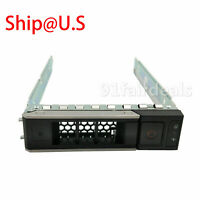 "3.5"" Hot-Swap SAS/SATA Hard Drive Tray Caddy Bracket For Dell R340 R240 Ship@US"