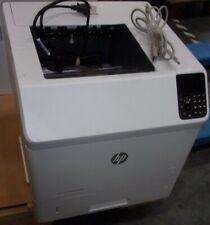 HP LaserJet Enterprise M604 E6B67A Laser Printer <60K SEE NOTES