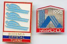 HARRACHOV: FIS Skispringen 1995 und Bohemia Crystal Turné
