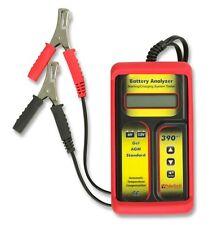 390PT PulseTech Battery Analyzer, 6V and 12V Battery Tester
