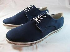 """NWT MEN'S """"CALL IT SPRING"""" BUGIALLO NAVY CASUAL OXFORD SHOES, size 13 M, BLUE"""
