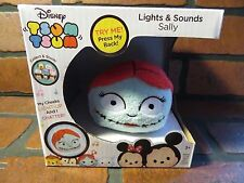 NIGHTMARE BEFORE CHRISTMAS Disney Tsum Sally Lights & Sound NEW
