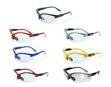 Global Vision Cougar Safety Glasses - Clear Lenses - ANSI Z87.1-2010