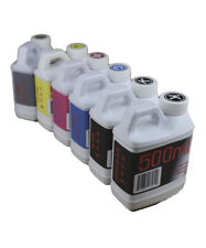 Dye Sublimation Ink 6 500ml Bottles For Epson Expression Photo Xp 15000 Non Oem
