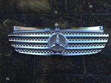 Mercedes-Benz W639 Vito Viano Chrome Grill Grille Panel 2004-2011 A6398800185