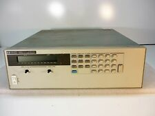 HP 6655A DC Power Supply 0-120V 0-4A 480 W - TESTED - Ships Today!