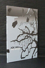 THE SAVED Joe Hill UK LIMITED 1st EDITION HARDBACK