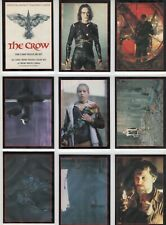 The Crow Trading Card Sets