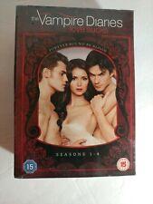 The Vampire Diaries love sucks Seasons 1-4
