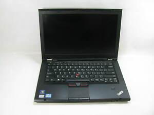 "Lenovo ThinkPad T430s 14"" Laptop 2.6 GHz i5-3320M 4GB RAM (Grade C)"