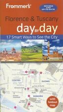 Frommer's Florence & Tuscany Day by Day (Italy) *FREE SHIPPING - NEW*