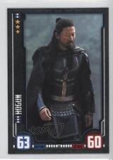 2016 Topps Marvel Cinematic Universe Hero Attax Base European 120 Hogun Card 1g9