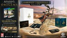 NEW! Assassins Creed Origins - DAWN OF THE CREED Limited Collectors Edition PS4
