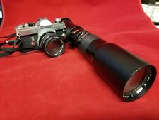 Canon TLb SLR 35mm Camera