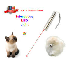 USB Re-Chargeable Interactive LED Light. Pet & Human Safe Cat/Dog Toy