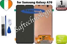 SAMSUNG GALAXY A70 SM-A705F LCD TOUCH SCREEN DISPLAY  BLACK