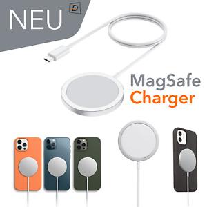 kompatibel MagSafe Kabelloses Ladegerät Charger 15W iPhone 12 Pro Mini Max
