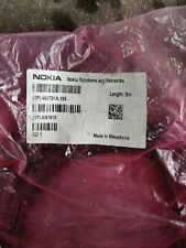 NOKIA Cable w/ Connectors - New 5 Meter Electronics Cable 469791.A / V31546