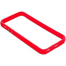 Glossy Mobile Phone Bumper Cases for iPhone 5s