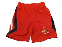 St. Louis Cardinals Kids Youth Size Shorts Official MLB Merchandise New