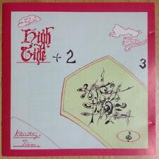 High Tide: Interesting times + 2 cd Very rare