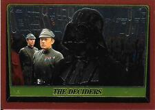 1999 Topps Star Wars Chrome Archives #72 The Deciders > Darth Vader