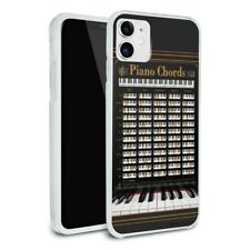 Piano Chords Music Apple iPhone 8, 8 Plus, X, 11 Case
