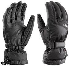 NEW $100 Leki Scope Trigger S SoftTec Waterproof Insulated Ski Gloves Mens Black