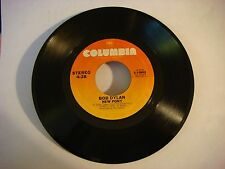 Vintage 45 Bob Dylan Columbia 1978 New Pony & Baby Stop Crying ZSS 164851